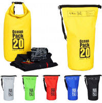 Waterproof bag for hiking, hiking, outdoor activities