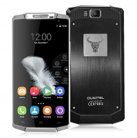 Oukitel K10000 smartphone with a powerful 10000 mah battery