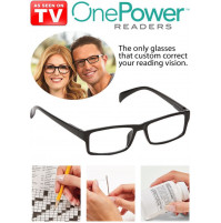 One Power Readers Universal Reading Glasses