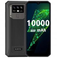 Viedtālrunis Okuitel K15 Plus ar superjaudīgu bateriju 10000 mAh un triecienizturīgu korpusu, NFC, Face ID, Fingerprint ID