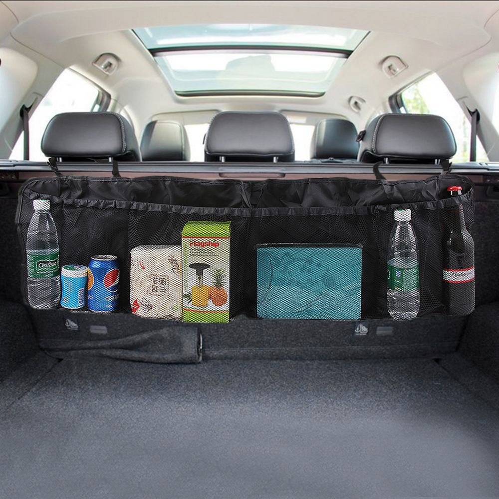 Organizer for the car in the rear seat