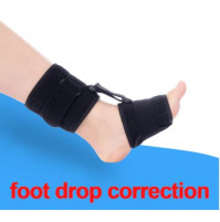 Orthosis for the falling foot, in case of peroneal nerve pads