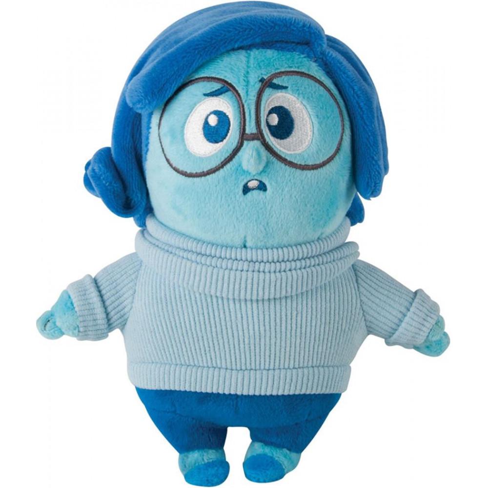 Sadness Stuffed Plush Soft Toy Inside Out