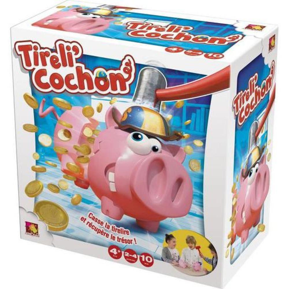 Board Family Game Piggy Bank