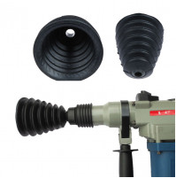 Perforator nozzle - dust collector