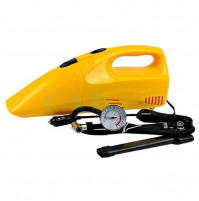 2 in 1 Car Vacuum Cleaner and Tire Inflator