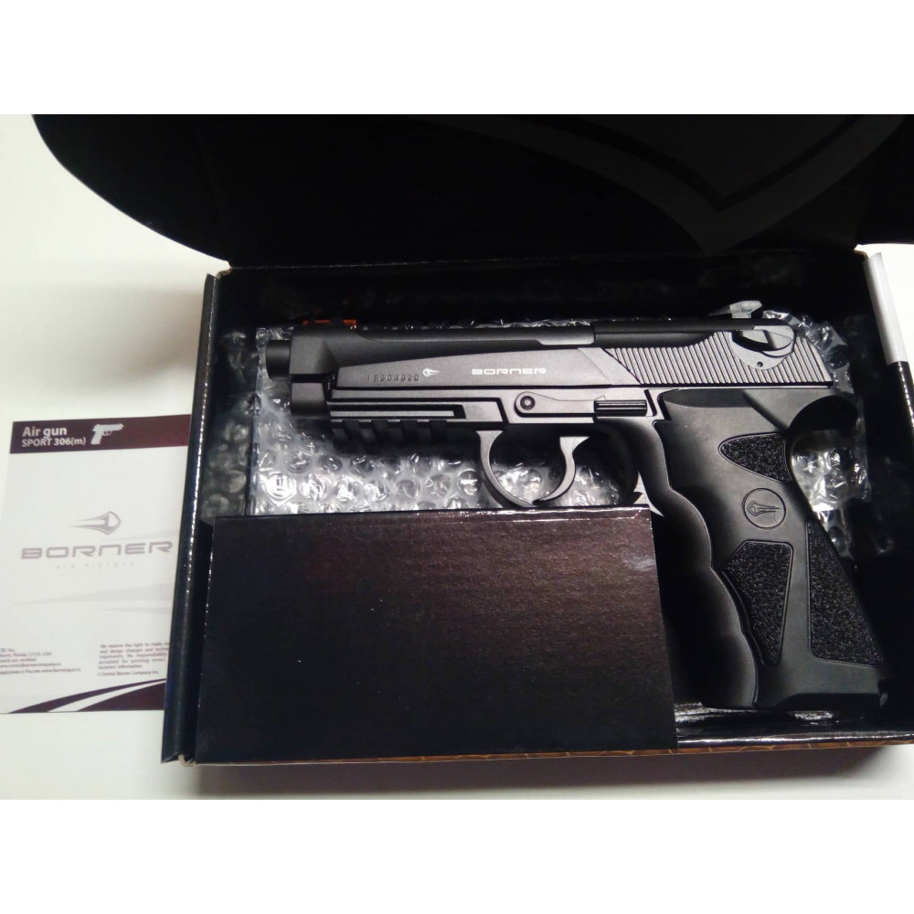 AIR GUN CO2 FOR PLAYING IN AIRSOFT GLOCK