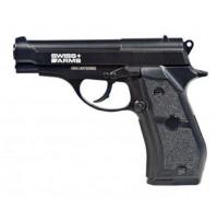 Пневматический пистолет аирсофт CO2 Swiss Arms P84 - airsoft Beretta M84
