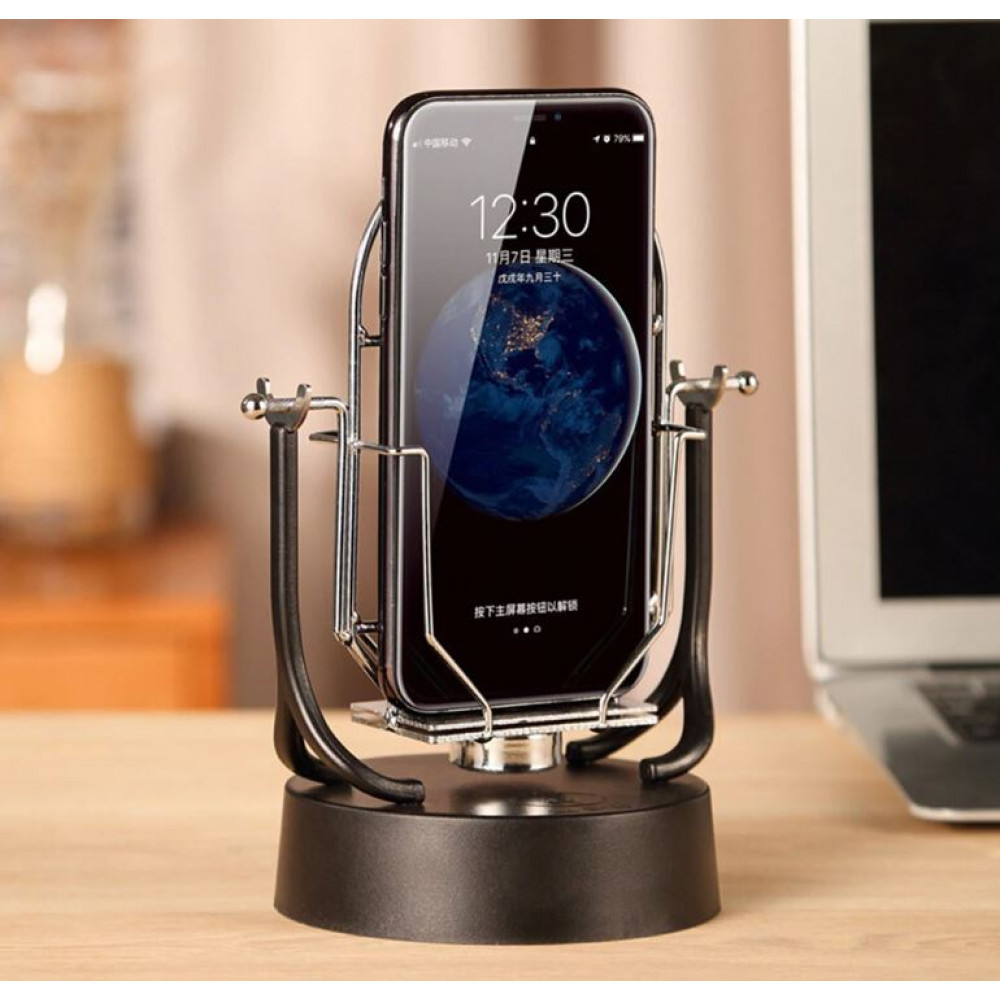 Newton's pendulum stand - swing for phones, a gift for boss, a wonderful gift for a man
