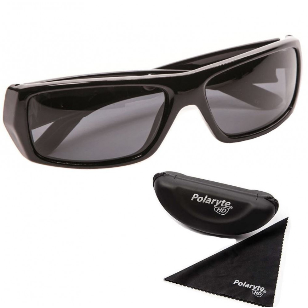 Polaryte HD Vision anti-glare sunglasses for car drivers, truckers, athletes