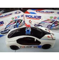 Musical police car 3D City Police Car