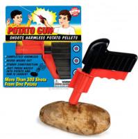 Air potato gun