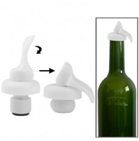 Vine bottle plugs (3pcs)