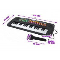 Electronic childrens piano