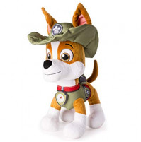 Paw Patrol - soft toy Tracker