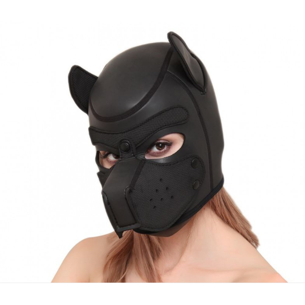 Mask for adult role-playing games, cute BDSM puppy dogs 18+