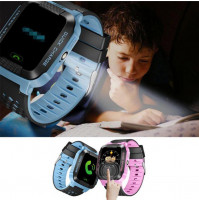 Smart Touchscreen Watch Kids Tracker RV77 with GPS - touchscreen, torch, mathematic game, calling functions