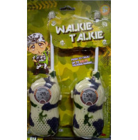 Toy set of real walkie-talkies for boys or girls
