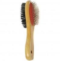 2 в 1 двусторонняя универсальная расческа для волос и щетка для удаления шерсти с одежды