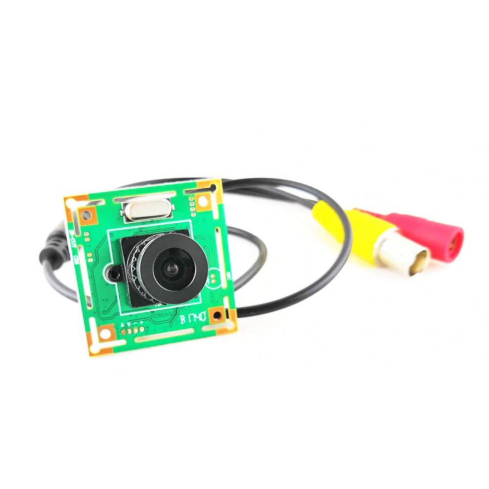 RED EAGLE 700TVL CCTV Color Wide Angle Mini Camcorder Video Nanny Surveillance Camera