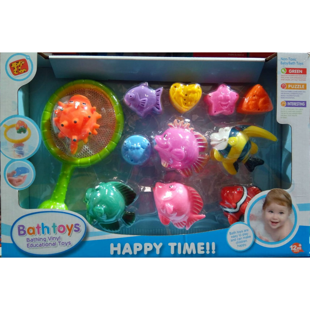 """Children's game """"Fishing"""" - for taking a bath"""