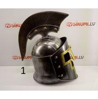 Helmet of a real Roman gladiator