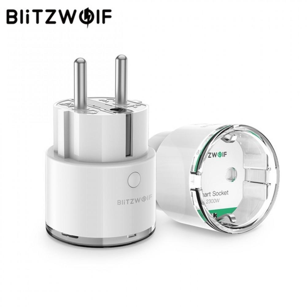 BlitzWolf BW-SHP2 WIFI Smart Socket EU Plug 220V -
