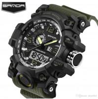 Top Brand SANDA Military G Style Shock Men Watch Digital New Electronic Sport Watch Waterproof Male Clock LED Relogio Masculino