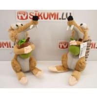 Plush Scrat Squirrel Ice Age