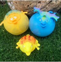 Kreatīvie baloni – piepūšamie monstri