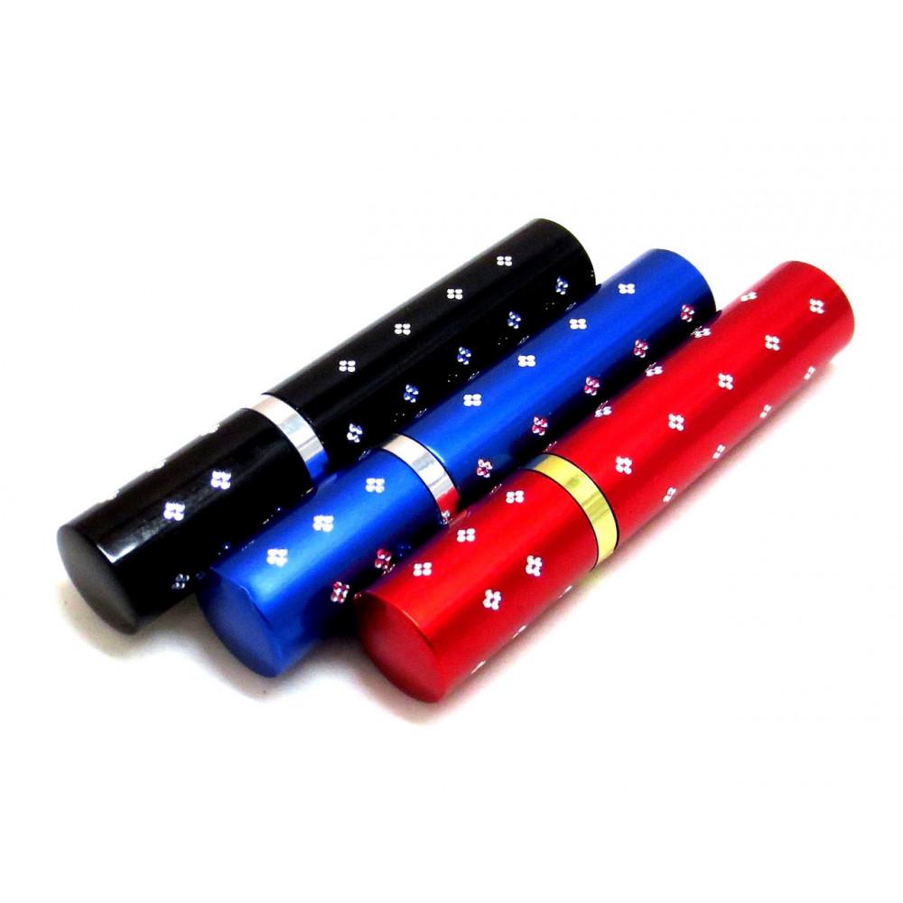 Self-defense device for women - stun lipstick