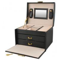 Stylish jewelry storage box