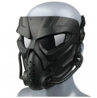 Tactical protective mask for airsoft, paintball