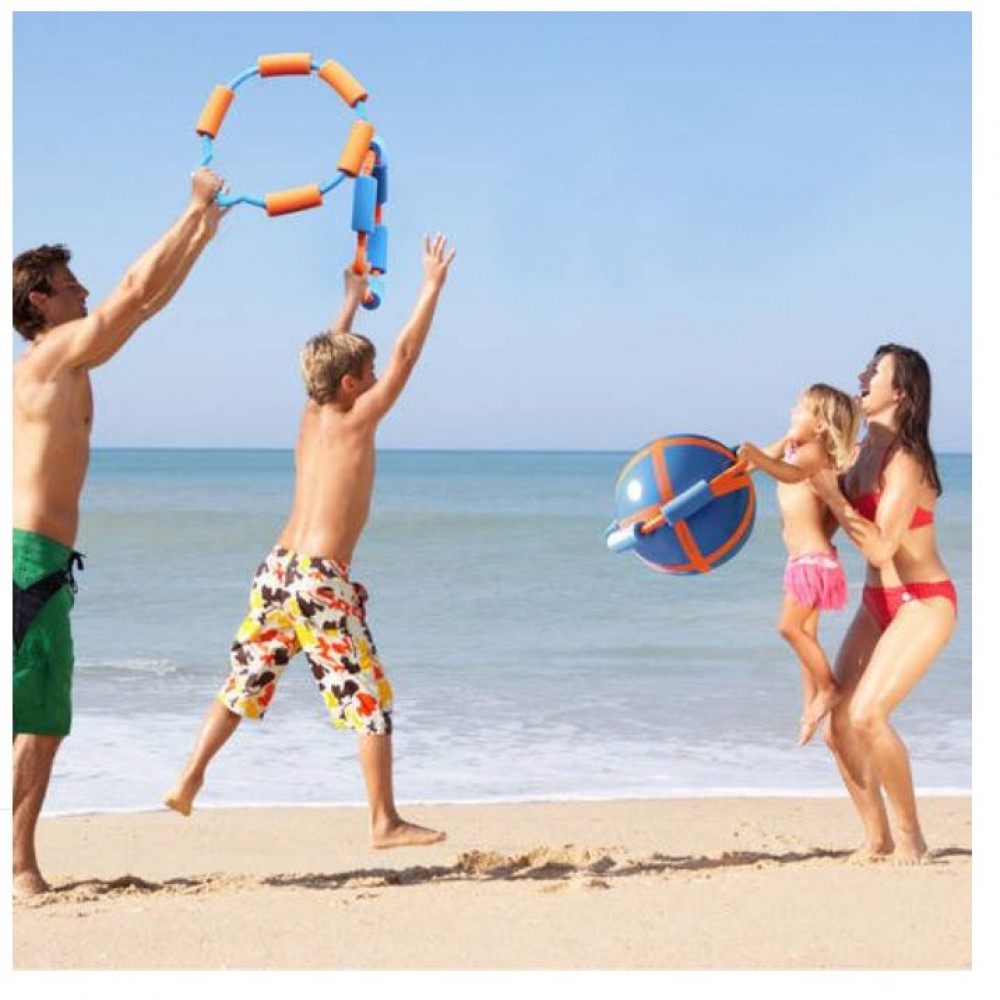 Active outdoor or beach game, for adults and children - Smak A Ball, catch the ball