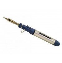Compact gas soldering iron