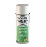 Adhesive removing spray