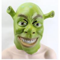 Full Latex Mask - Shrek or Donkey