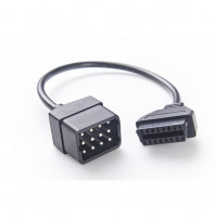 OBD II - diagnostic cable 12 pin for Renault car