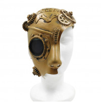 Steampunk Steampunk Carnival Party Latex Mask