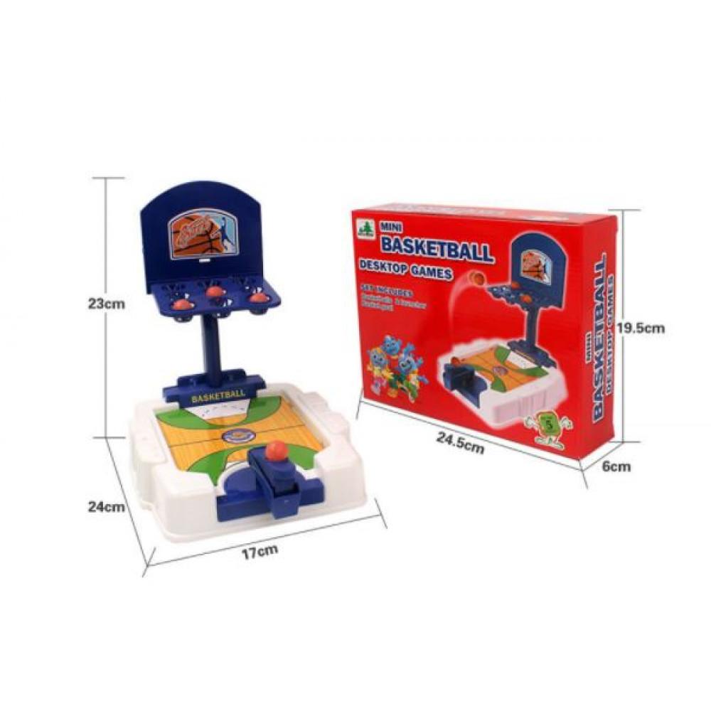 Desktop office mini - game pinball Basketball with basket and balls