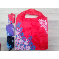 Foldable bag pouch - eco shopping bag