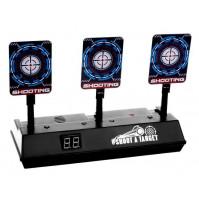 Electronic target for shooting