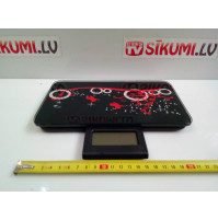 Compact floor-mounted electronic travel scales, up to 150 kg