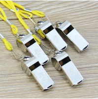 Stylish whistle set made of quality stainless steel