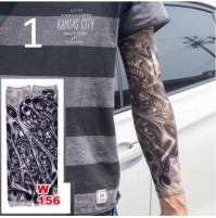 Temporary tattoos - sleeves, new designs