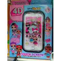 4D KIDS SMARTPHONE LOL DOLLS