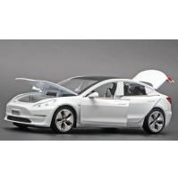 Collectible model 1:32 scale Tesla Model 3