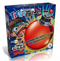 Board Game Bomb Tic Tic Balloon