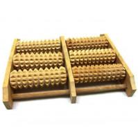 Timber Roller for feet massage