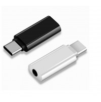 Adapter Mini Jack 3.5 mm female to Type C male